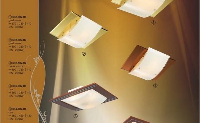 Светильники Velante Classic