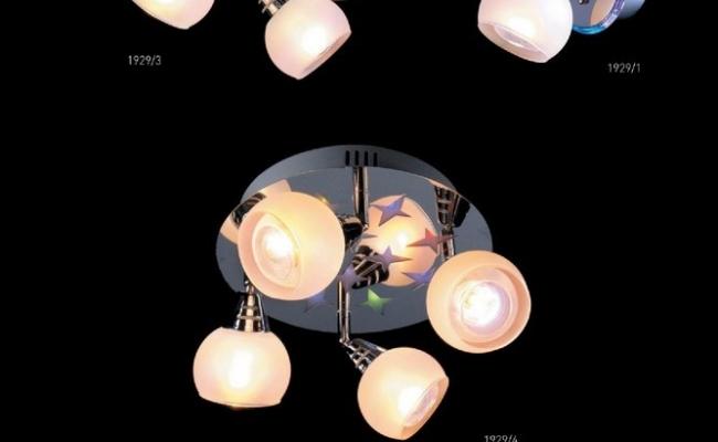 Светильники Евросвет Споты