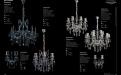 Светильники Chiaro Crystal