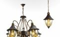 Светильники MW-Light Country