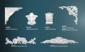 Орнаменты из лепнины
